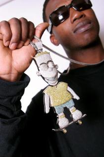 Bart Simpsons Chain (Gucci Mane)