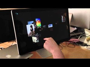 LEAP Motion - PhotoScape (prototype)
