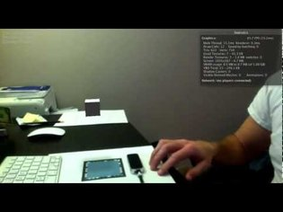 Leap Motion Augmented Reality Demo