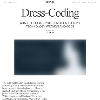 Dress-Coding