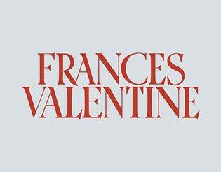Frances Valentine - Branding