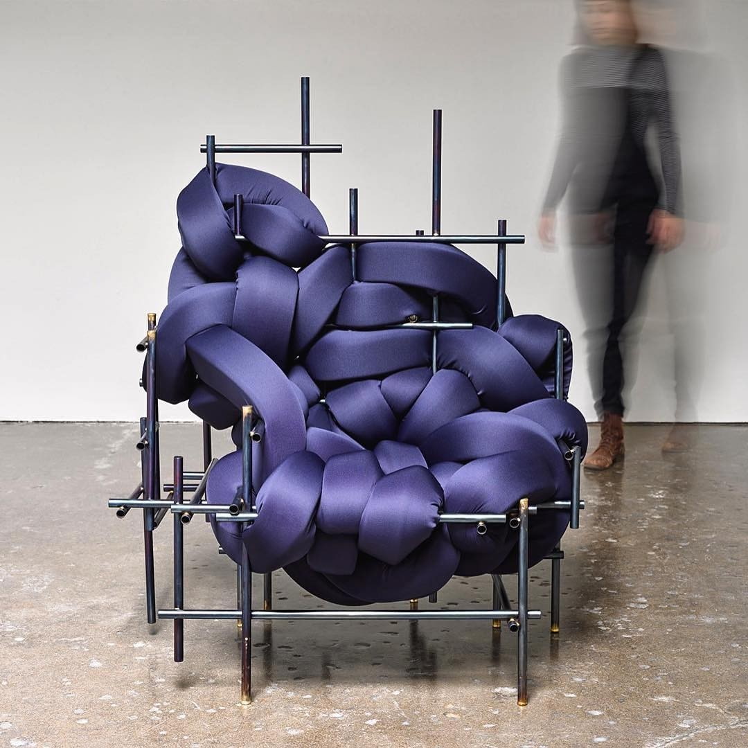 The Lawless Chair (designed by Evan Fay)