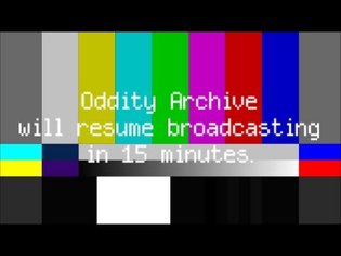 Oddity Archive: Episode 49 - Test Cards (and Patterns)