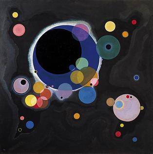 Wassily Kandinsky, Several Circles (1926)