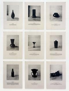 jesuisperdu: lorna simpson9 Props, 1995...