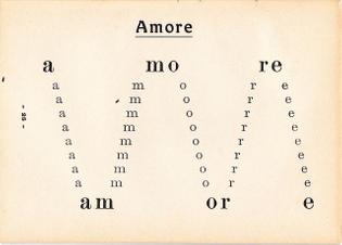 Nelson Morpurgo and Filippo Marinetti – Il Fuoco delle Piramidi,1923