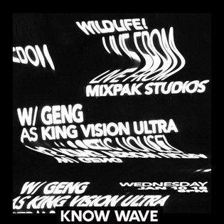 Wildlife! w/ special guest GENG aka KING VISION ULTRA (PTP / Ascetic House)- January 10th, 2018 by Know Wave