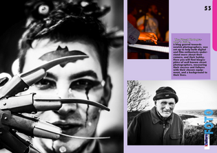 ALTculture Magazine Layout - The Street Photographer Guide 002