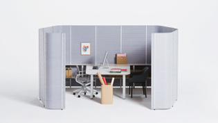 Workbay by Studio Bouroullec