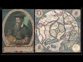 Mercator's Letter To John Dee Of 1555: Mt. Meru, Secret North Pole - Flat Earth