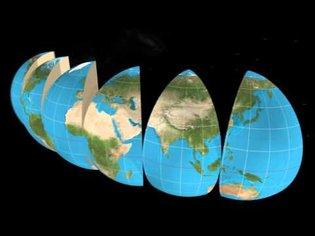 Mercator projection