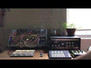 "Modular ""Piano"" Music ~ Eurorack Ambient"