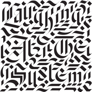Album Cover for 'Laughing At The System' by Total Control