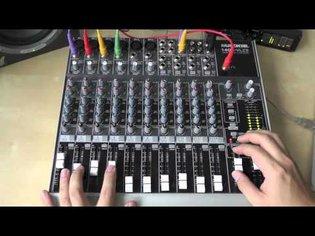 100 Strange Sounds No. 70 - No-Input Mixing Board