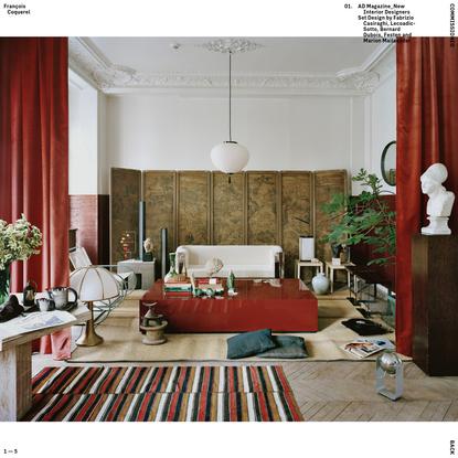 AD Magazine_New Interior Designers | François Coquerel