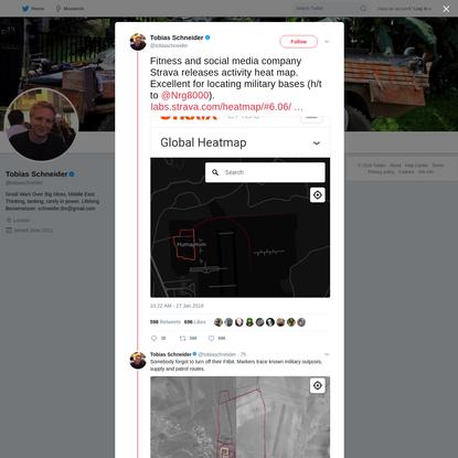 Tobias Schneider on Twitter