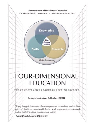 Four-Dimensional Education, Fadel Bialik Trilling 2015