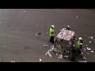 Where Does Your Recycling Go?   Bay Curious, KQED News