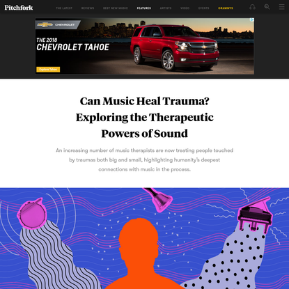 Can Music Heal Trauma? Exploring the Therapeutic Powers of Sound
