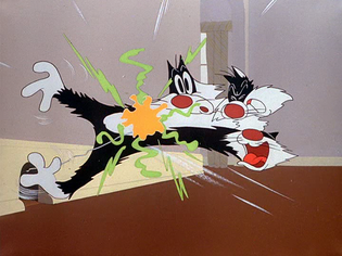 """Tom & Jerry """"Canned Fued"""""""