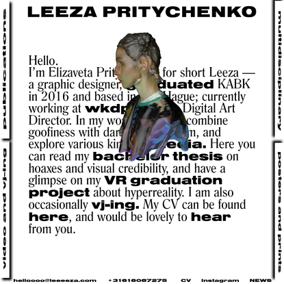 Leeza Pritychenko
