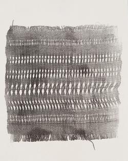 Weaving - Unknown, 2009