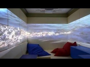Immersive Projection Room