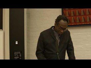 Kodwo Eshun: Mark Fisher Memorial Lecture