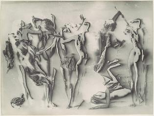 Raoul Ubac, Le Combat des Penthésilées