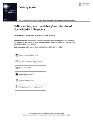 Self-branding-micro-celebrity-and-the-rise-of-Social-Media-Influencers.pdf