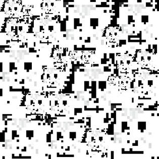 Hyperface pattern*