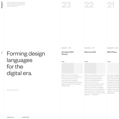 Norgram - Digital Design Studio