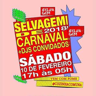 Habemus baile de carnaval!! Quer saber onde? Clica no link da bio 💥