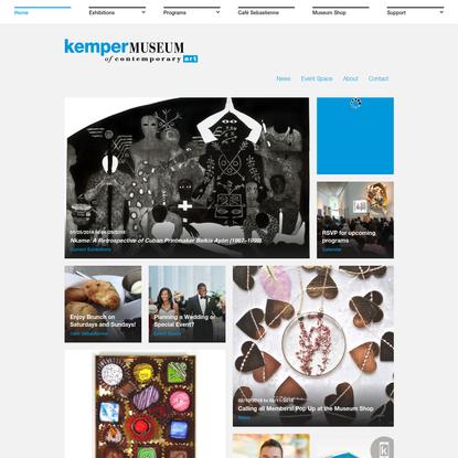Home | Kemper Museum of Contemporary Art
