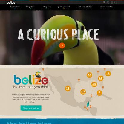 Home   TravelBelize.org