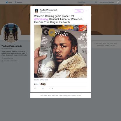 YouCan'tPronounceIt. on Twitter
