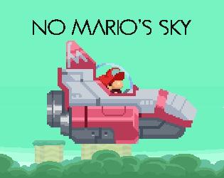 No Mario's Sky by ASMB Games