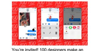 You're invited! Hundos Collaborative Sticker Pack