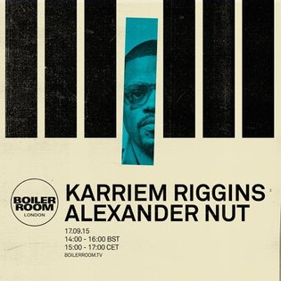 Karriem Riggins Boiler Room London DJ Set by BOILER ROOM