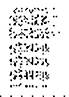 Test: Bitmap from text