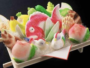 Wagashi - Japanese confections