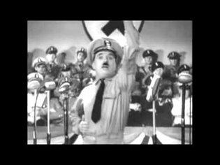 "The Great Dictator - Fake German Speech Scene (No ""Translations"")"