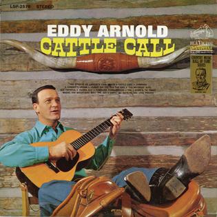 Eddy Arnold — Cattle Call