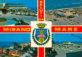 Misano Mare, Italy
