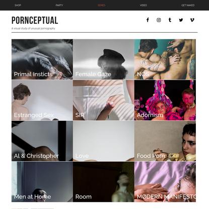 Series Archives - PORNCEPTUAL
