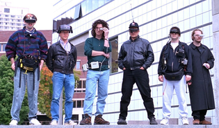 MIT Wearable Computing Project, 1990s