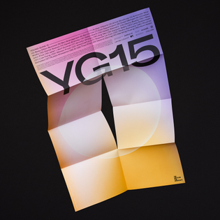 We were lucky enough to be asked by the @theoneclubforcreativity to interpret @roandcostudio 's lovely design system for the Young Guns 15 Award into a zine for the ceremony last year. Inspired by the cube itself, we created this booklet that folds out into a momento of the event. We're also incredibly proud to have two COLLINS team members win the prestigious award that year! Congrats again to @widlic and @bencrick.