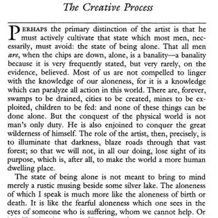 James Baldwin, 1962. 4 the recluses.