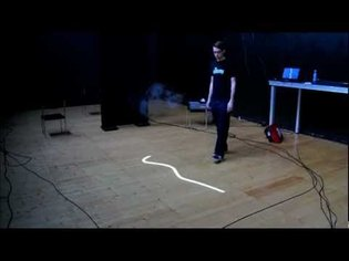 Dynamic Light Projection through Fog - Final Presentation
