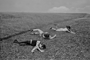 """""""Communion with Nature"""" South Downs, Sussex, England – July 1969"""